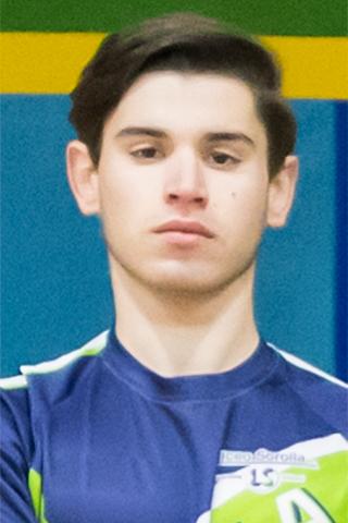 ALBERTO ARMERO. Assitant Coach.