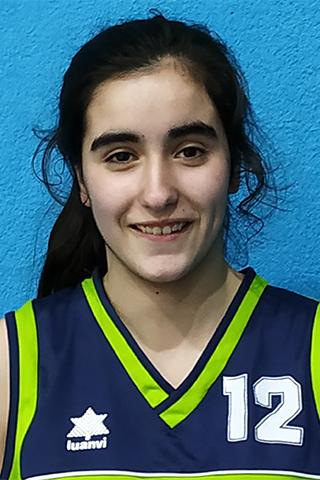 #12 SARA PÉREZ. Alero 1,68